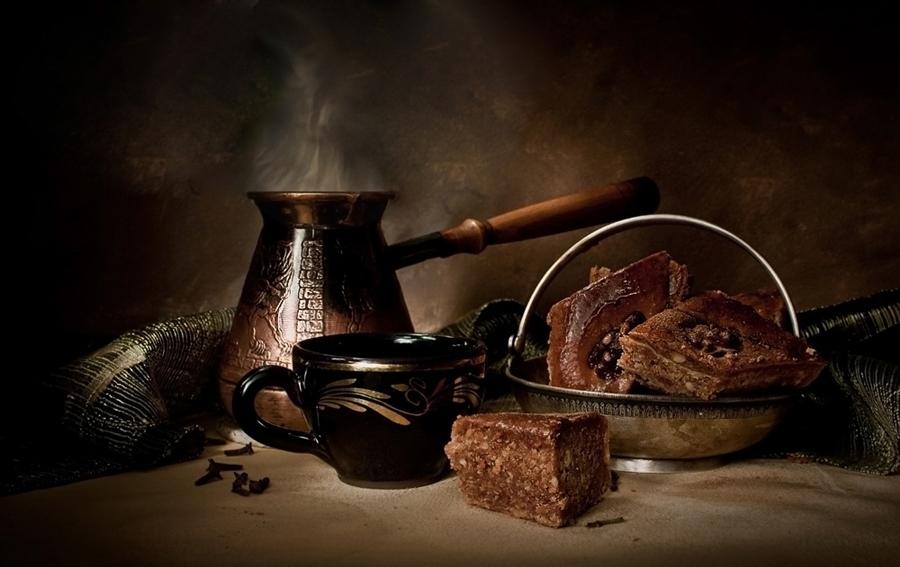 Сочинский рецепт кофе по-восточному