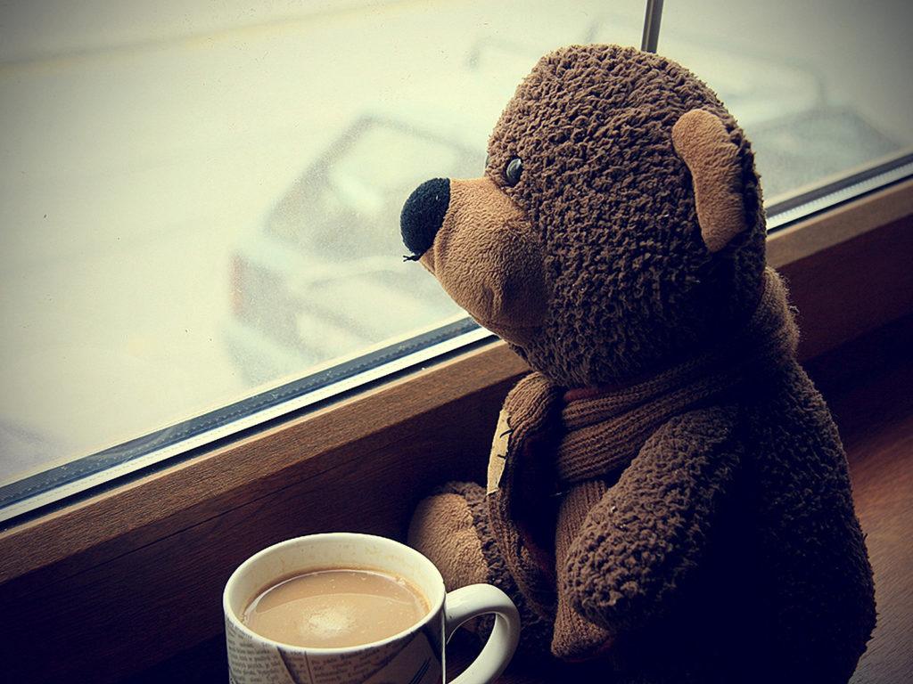 ожидание кофе