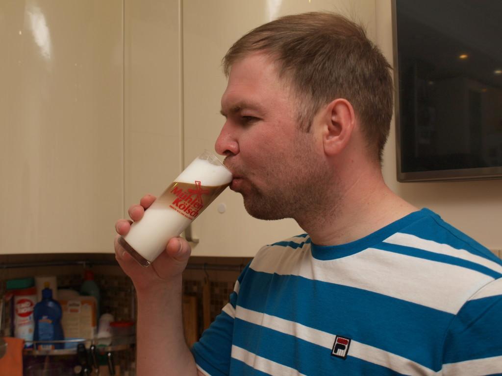 latte machiato